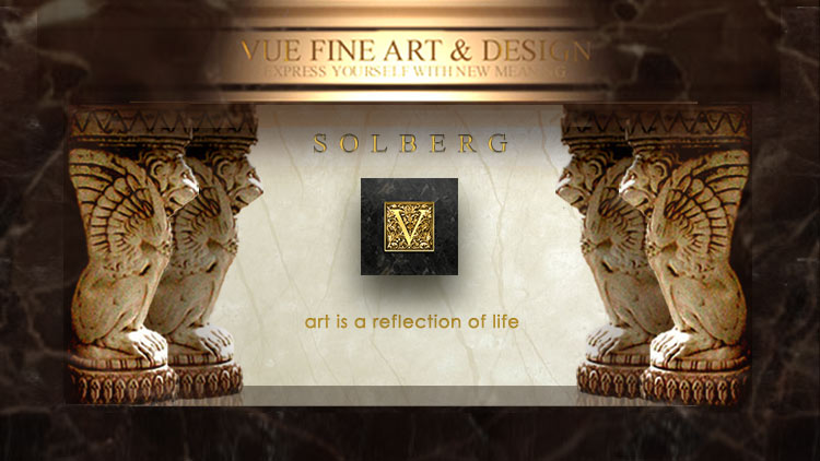 Vue Fine Art & Design by S. L. Solberg